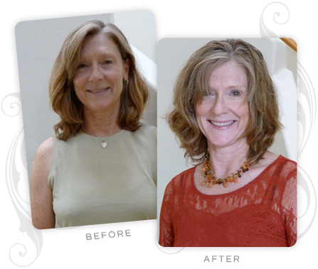 Nancy Monson Before and After