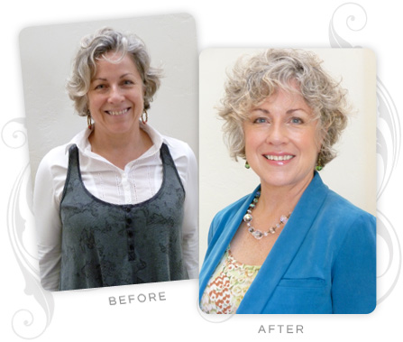 Sue Tsigaros Before and After