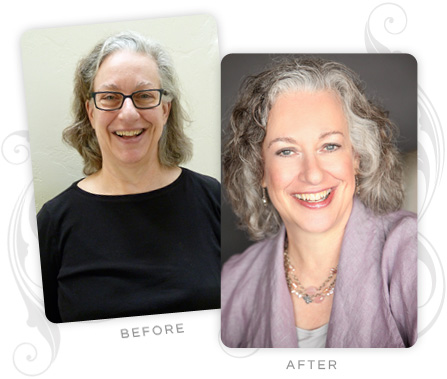 Vicky Stein Before and After