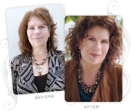 Janis Pullen Before and After