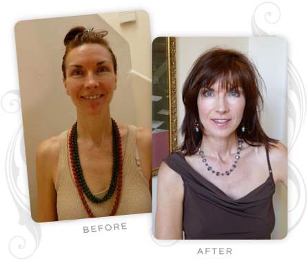 Stephana Johnson Before and After