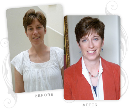 Tammy Olsen Before and After